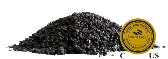 KATALOX LIGHT 去除铁、锰、硫化氢的先进催化过滤介质